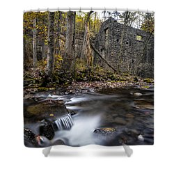 Blanchard Mill Shower Curtain