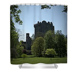 Blarney Castle Ireland Shower Curtain by Teresa Mucha