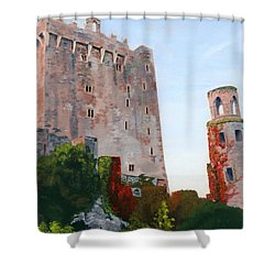 Blarney Castle Shower Curtain