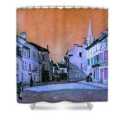 Blend 15 Sisley Shower Curtain