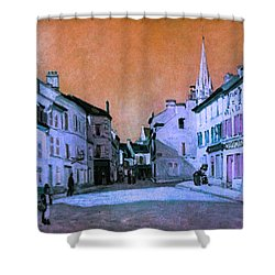 Blend 15 Sisley Shower Curtain