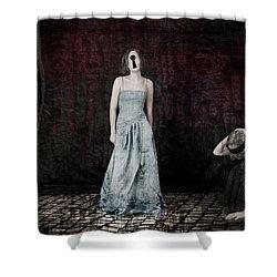 Blind Eye Shower Curtain