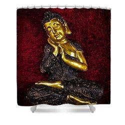 Blissful Mind Shower Curtain