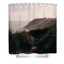 Block Island Shower Curtain