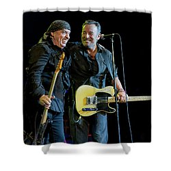 Shower Curtain featuring the photograph Blood Brothers by Jeff Ross