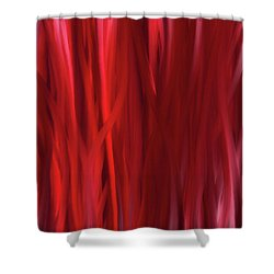 Bloodlines Shower Curtain