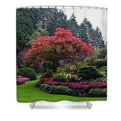 Bloomin' Lovely Shower Curtain