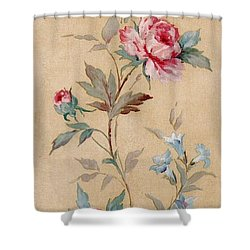 Blossom Series No.4 Shower Curtain