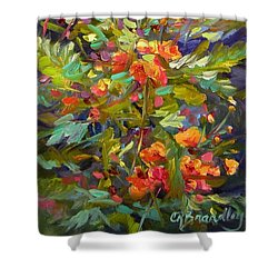 Blossoms Of Hope Shower Curtain