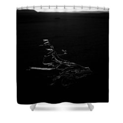 blow away England  Shower Curtain by Jez C Self