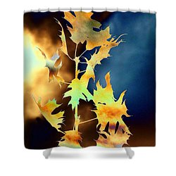 Blowin In The Wind II Shower Curtain