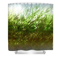 Shower Curtain featuring the photograph Blowing In The Wind by John Krakora