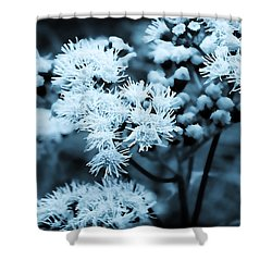 Blue Dreams Shower Curtain