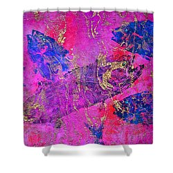 Bluefish Mascara - Maurada - Food Chain Shower Curtain