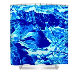 Bluescape Shower Curtain