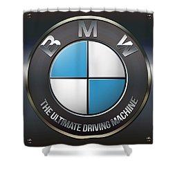 Bmw Logo Shower Curtain