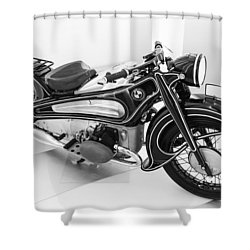 Bmw R7 1934 Prototype Shower Curtain