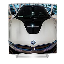 BMW Shower Curtain