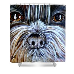 Bo Shower Curtain