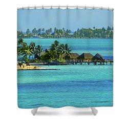 Boa Boa Beautiful Shower Curtain