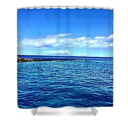 Boat Life 1 Shower Curtain