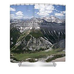 Bob Marshall Wilderness 2 Shower Curtain