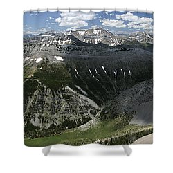 Bob Marshall Wilderness Shower Curtain