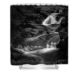 Bodefall, Harz Shower Curtain