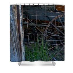 Bodie 8 Shower Curtain