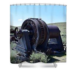 Bodie Generator Shower Curtain