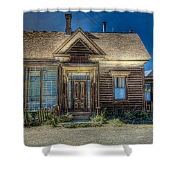 Bodie House Shower Curtain