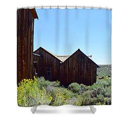 Bodie In Bloom Shower Curtain
