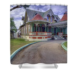Boissiere House Shower Curtain