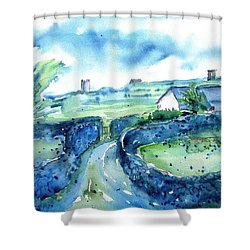Boithrin Inisheer Shower Curtain