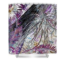 Bold And Beautiful Shower Curtain