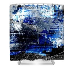 Bolero.. Shower Curtain