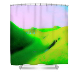 Bombproofs At Dover Shower Curtain