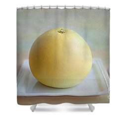 Shower Curtain featuring the photograph Bon Appetit by Aiolos Greek Collections