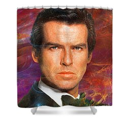 Bond - James Bond 5 Shower Curtain