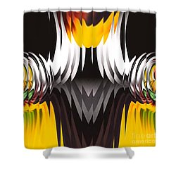 Bonding Together  Shower Curtain