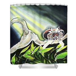 Booty Call Shower Curtain