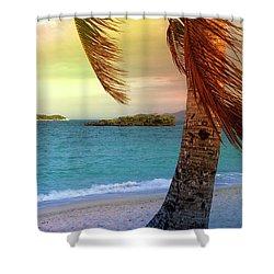 Boracay Philippians 6 Shower Curtain