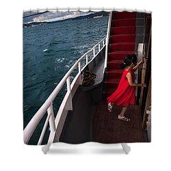 Bosphorus Shower Curtain