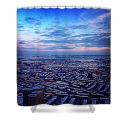 Beantown Shower Curtain