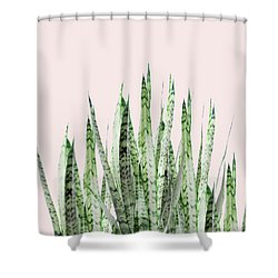 Botanical Balance Shower Curtain
