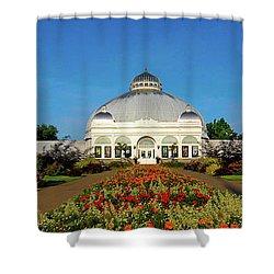 Botanical Gardens 12636 Shower Curtain