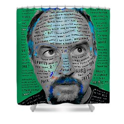 Bothered -   Lewis  Ck  Shower Curtain