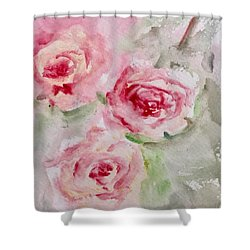 Bought With A Price Shower Curtain by Trilby Cole