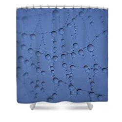 Bound Shower Curtain