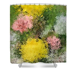 Bouquet Shower Curtain